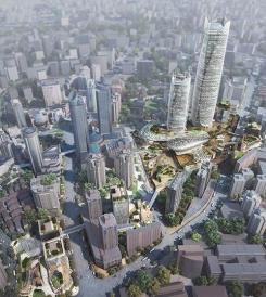 徐家汇国贸中心